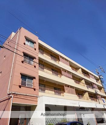愛知県名古屋市東区、清水駅徒歩6分の築45年 4階建の賃貸マンション