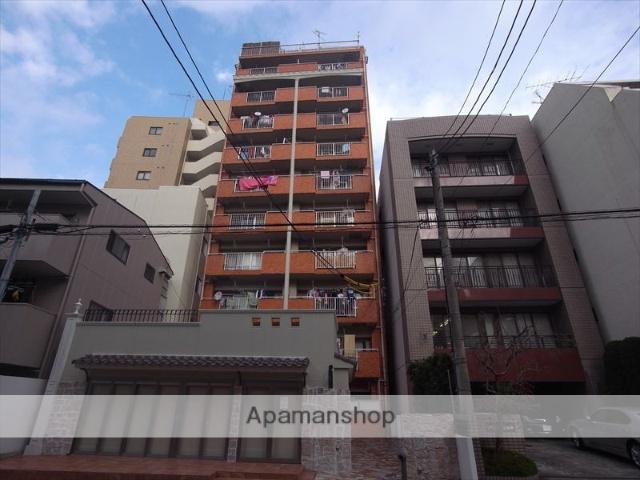 愛知県名古屋市中区、千種駅徒歩10分の築32年 11階建の賃貸マンション