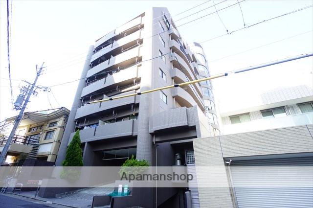 愛知県名古屋市中区、鶴舞駅徒歩14分の築21年 9階建の賃貸マンション