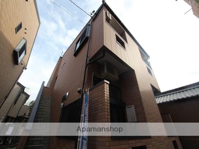 愛知県名古屋市東区、千種駅徒歩15分の築11年 2階建の賃貸アパート