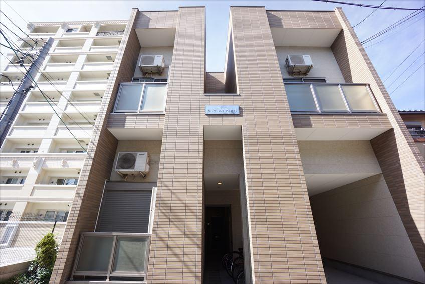 愛知県名古屋市東区、千種駅徒歩9分の築10年 2階建の賃貸アパート