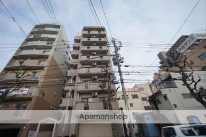 愛知県名古屋市中区、金山駅徒歩12分の築21年 8階建の賃貸マンション