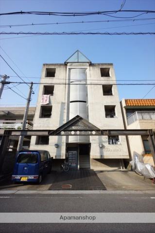愛知県名古屋市中村区、岩塚駅徒歩17分の築28年 4階建の賃貸マンション