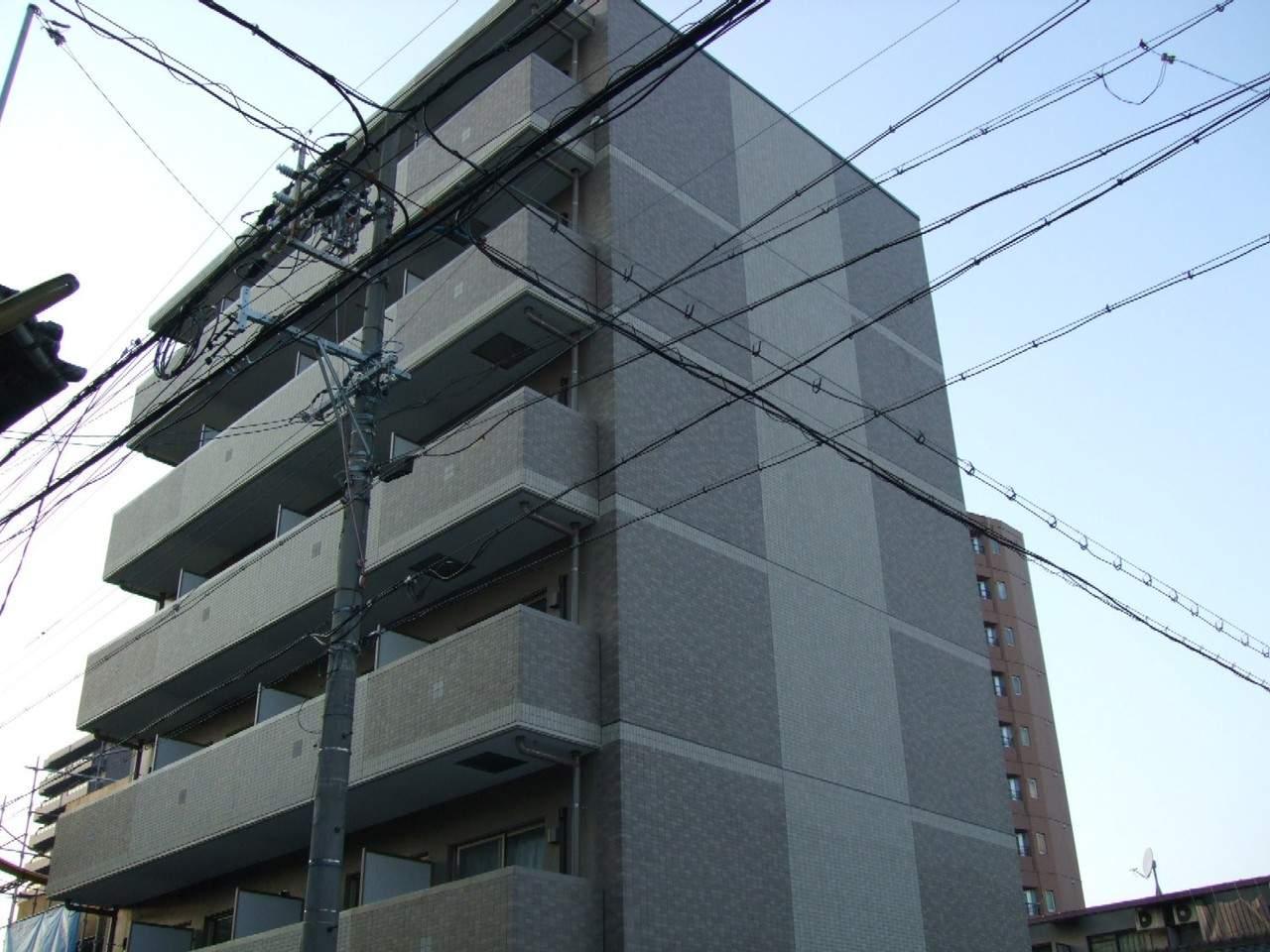 愛知県名古屋市中村区、亀島駅徒歩6分の築8年 6階建の賃貸マンション