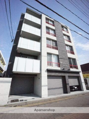 愛知県名古屋市中村区、中村日赤駅徒歩6分の築2年 5階建の賃貸マンション