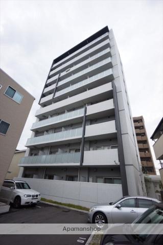 愛知県名古屋市中川区、金山駅徒歩19分の築2年 10階建の賃貸マンション