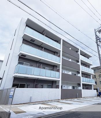 愛知県名古屋市中川区、尾頭橋駅徒歩13分の築2年 4階建の賃貸マンション