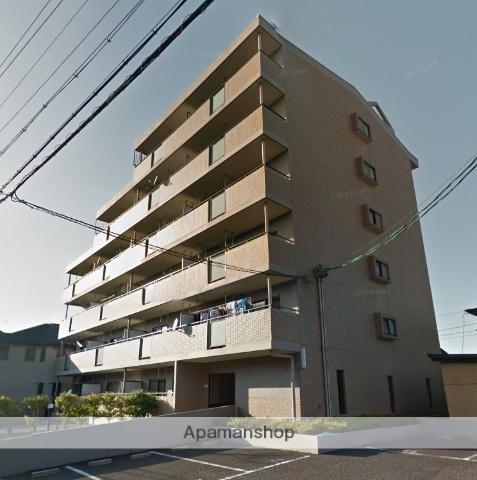 愛知県名古屋市東区、矢田駅徒歩5分の築22年 6階建の賃貸マンション