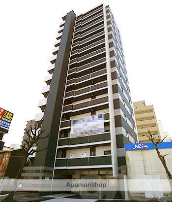 愛知県名古屋市東区、新栄町駅徒歩8分の新築 15階建の賃貸マンション