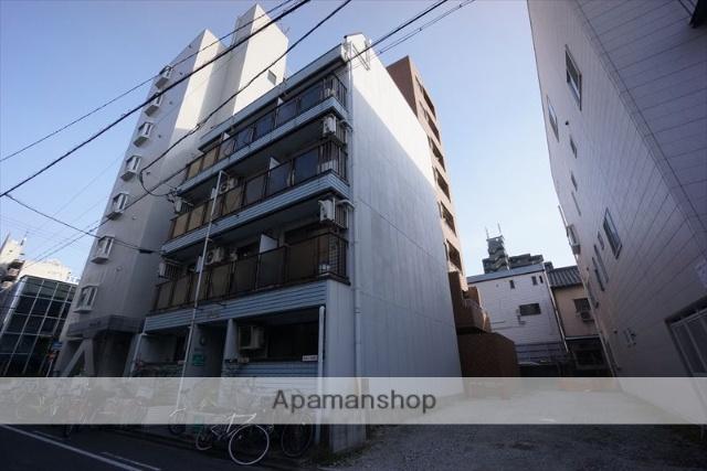 愛知県名古屋市中区、鶴舞駅徒歩11分の築25年 5階建の賃貸マンション