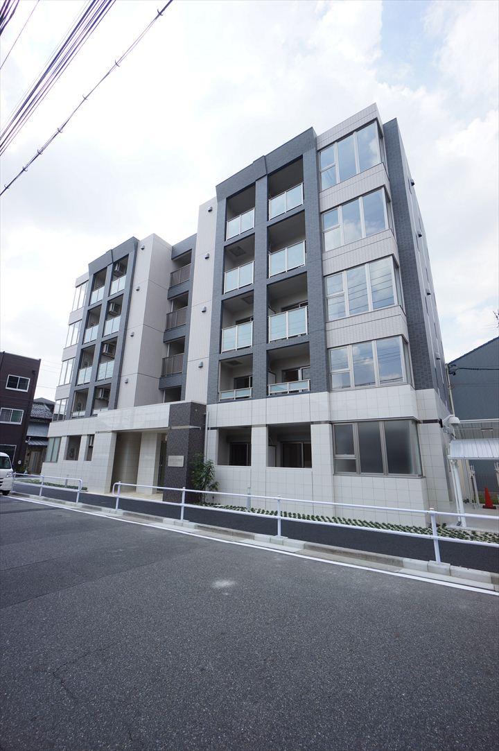 愛知県名古屋市中村区、中村公園駅徒歩13分の新築 5階建の賃貸マンション