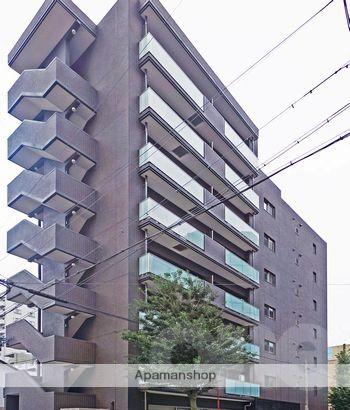 愛知県名古屋市東区、新栄町駅徒歩5分の新築 8階建の賃貸マンション