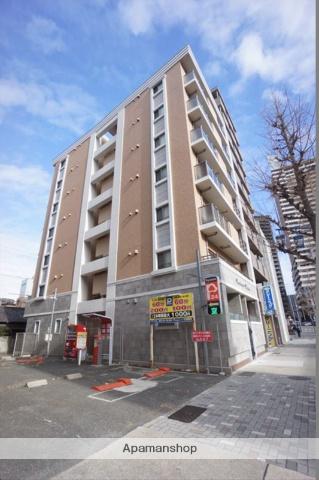 愛知県名古屋市中区、新栄町駅徒歩9分の築1年 7階建の賃貸マンション