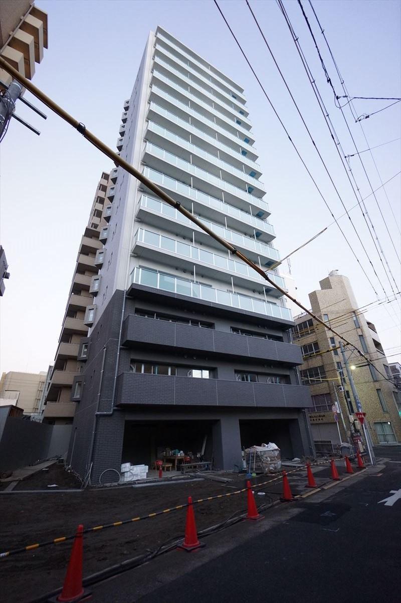 愛知県名古屋市西区、名古屋駅徒歩5分の新築 15階建の賃貸マンション