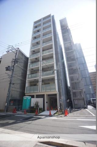 愛知県名古屋市中村区、名古屋駅徒歩9分の新築 10階建の賃貸マンション