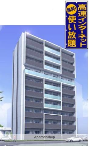 愛知県名古屋市中川区、金山駅徒歩20分の新築 10階建の賃貸マンション