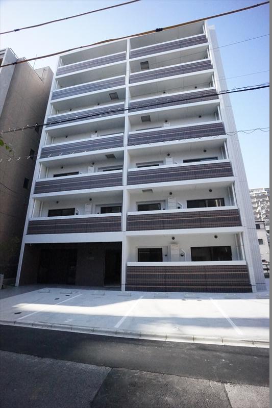 愛知県名古屋市西区、浅間町駅徒歩7分の新築 7階建の賃貸マンション