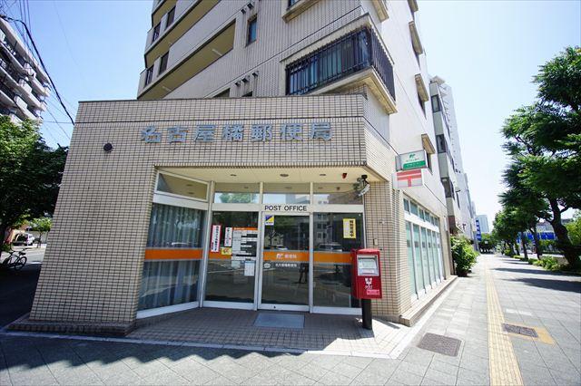 名古屋橘郵便局 102m