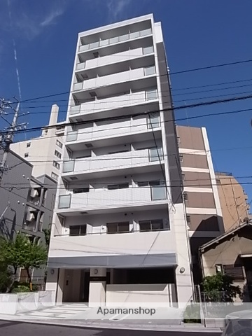 愛知県名古屋市中区、金山駅徒歩7分の築7年 9階建の賃貸マンション