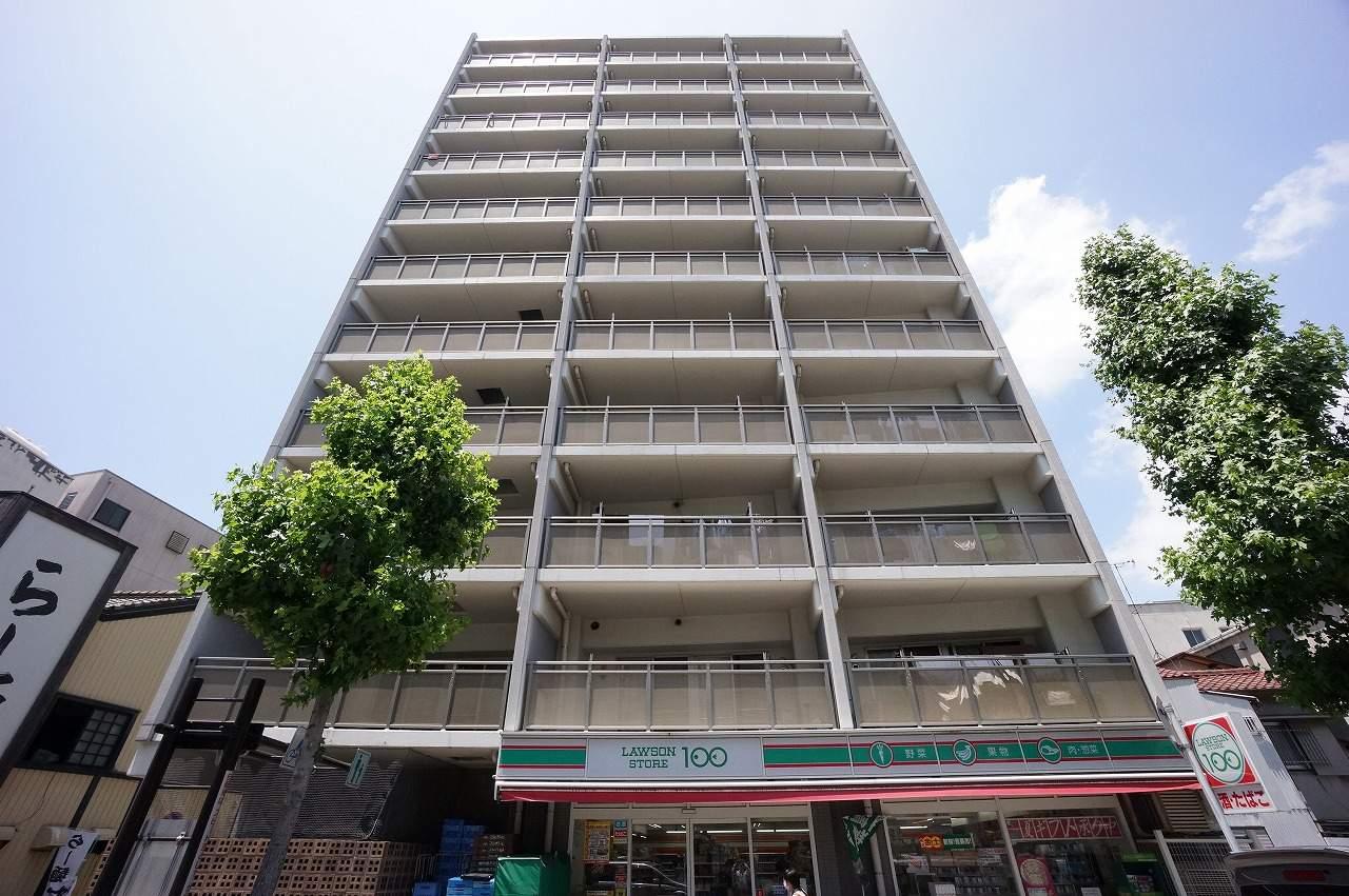 愛知県名古屋市中区、東別院駅徒歩7分の築12年 11階建の賃貸マンション