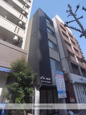 愛知県名古屋市中区、新栄町駅徒歩5分の築3年 9階建の賃貸マンション