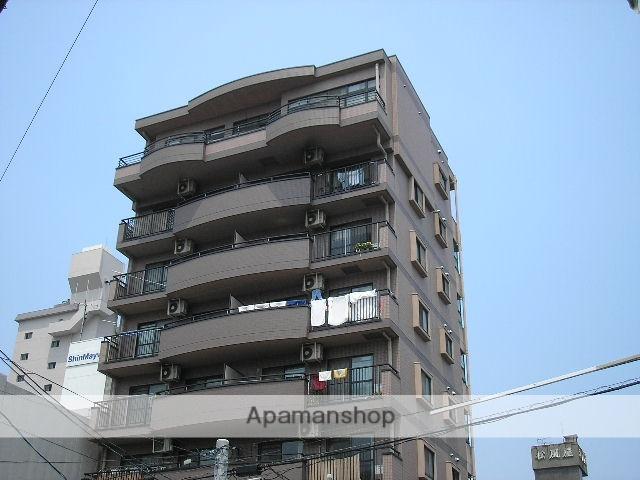 愛知県名古屋市中区、鶴舞駅徒歩3分の築21年 8階建の賃貸マンション