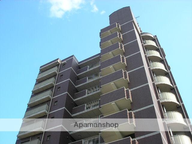 愛知県名古屋市中区、尾頭橋駅徒歩11分の築17年 11階建の賃貸マンション