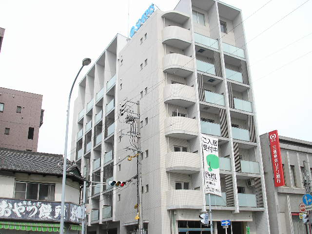 愛知県名古屋市中村区、名古屋駅徒歩15分の築10年 7階建の賃貸マンション