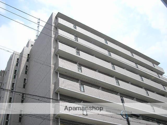 愛知県名古屋市中区、栄町駅徒歩10分の築17年 9階建の賃貸マンション