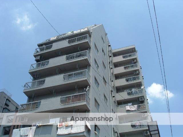 愛知県名古屋市東区、市役所駅徒歩11分の築43年 12階建の賃貸マンション