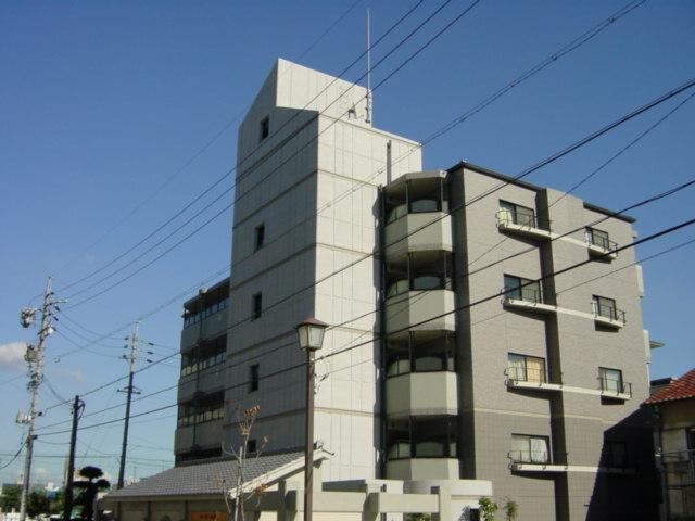 愛知県名古屋市東区、森下駅徒歩17分の築16年 5階建の賃貸マンション