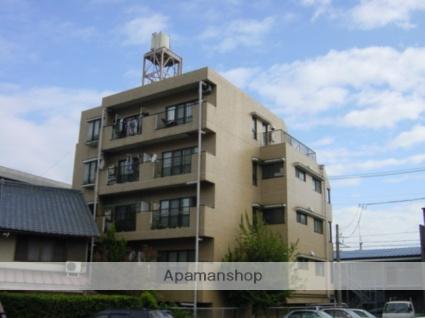 愛知県名古屋市東区、千種駅徒歩6分の築30年 5階建の賃貸マンション