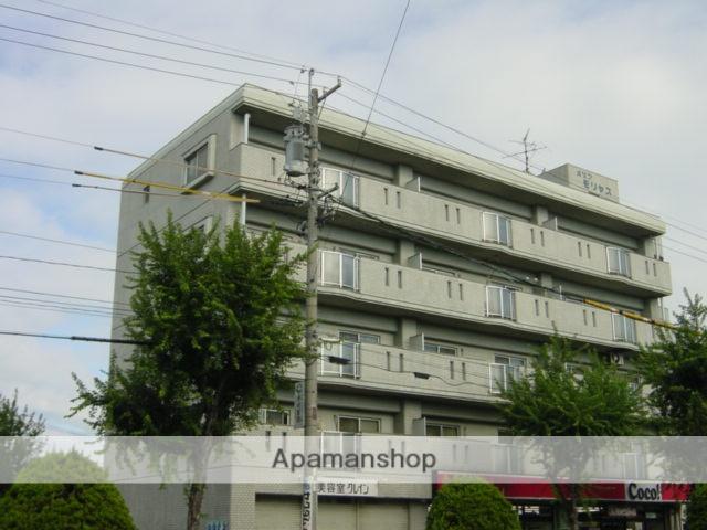 愛知県名古屋市東区、千種駅徒歩9分の築27年 5階建の賃貸マンション
