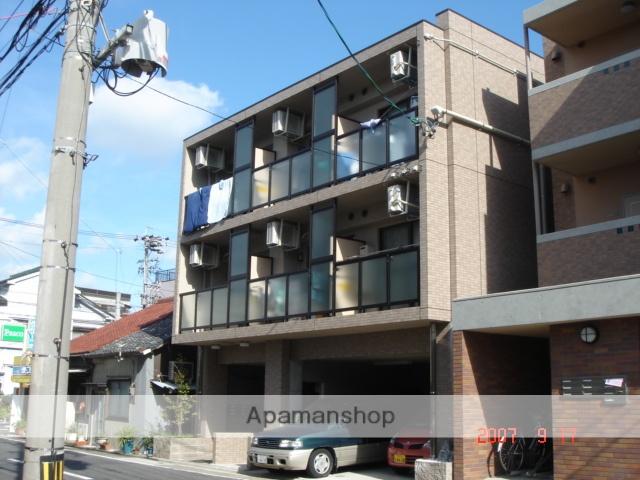 愛知県名古屋市東区、千種駅徒歩6分の築10年 3階建の賃貸マンション