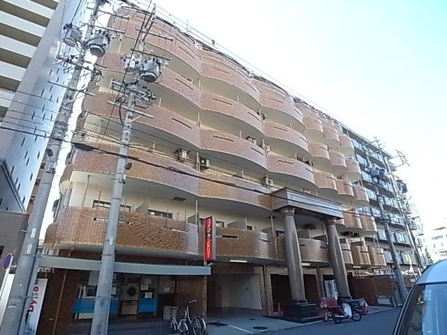 愛知県名古屋市中川区、山王駅徒歩13分の築28年 12階建の賃貸マンション
