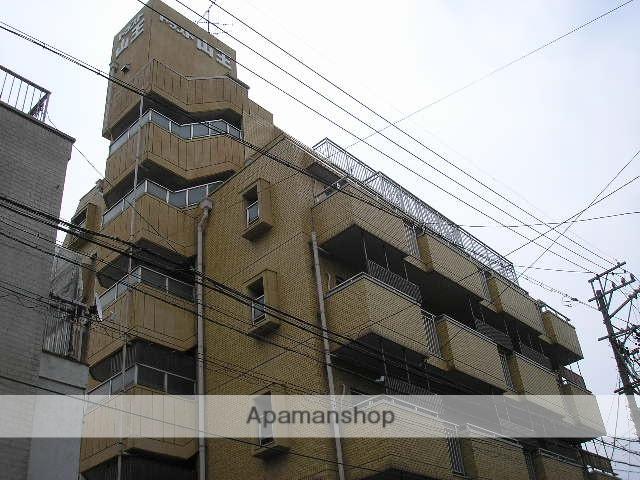 愛知県名古屋市中区、金山駅徒歩13分の築30年 7階建の賃貸マンション