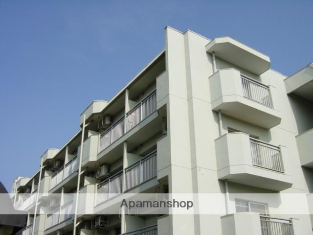 愛知県名古屋市東区、東大手駅徒歩3分の築37年 4階建の賃貸マンション