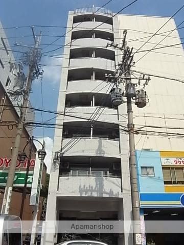 愛知県名古屋市中区、伏見駅徒歩5分の築31年 9階建の賃貸マンション