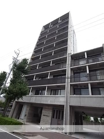 愛知県名古屋市西区、名古屋駅徒歩12分の築11年 11階建の賃貸マンション