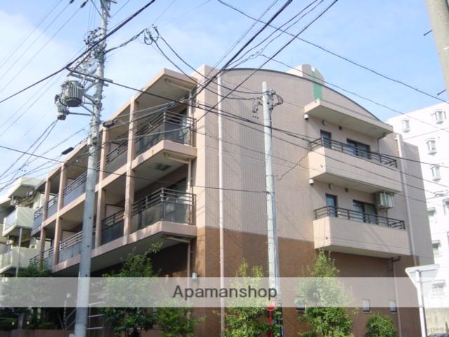 愛知県名古屋市東区、東大手駅徒歩7分の築22年 6階建の賃貸マンション