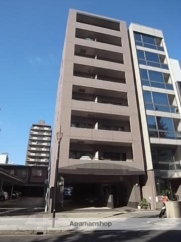 愛知県名古屋市中区、伏見駅徒歩10分の築17年 8階建の賃貸マンション