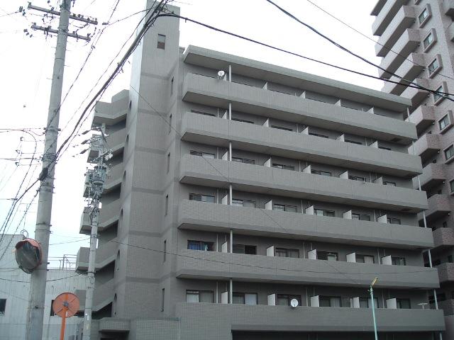 愛知県名古屋市中村区、米野駅徒歩16分の築23年 7階建の賃貸マンション