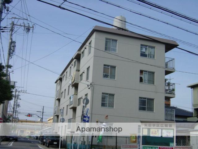 愛知県名古屋市東区、大曽根駅徒歩14分の築36年 4階建の賃貸マンション