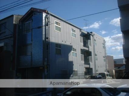 愛知県名古屋市東区、矢田駅徒歩5分の築29年 3階建の賃貸マンション