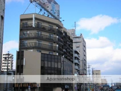 愛知県名古屋市東区、新栄町駅徒歩15分の築45年 7階建の賃貸マンション