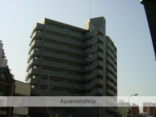 愛知県名古屋市東区、東大手駅徒歩8分の築18年 11階建の賃貸マンション