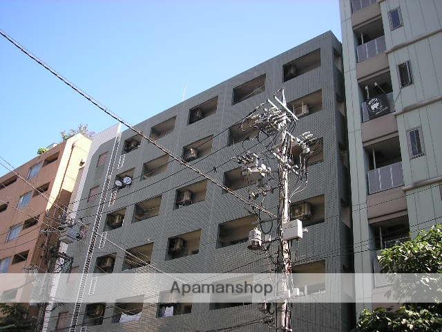 愛知県名古屋市中区、新栄町駅徒歩4分の築31年 7階建の賃貸マンション