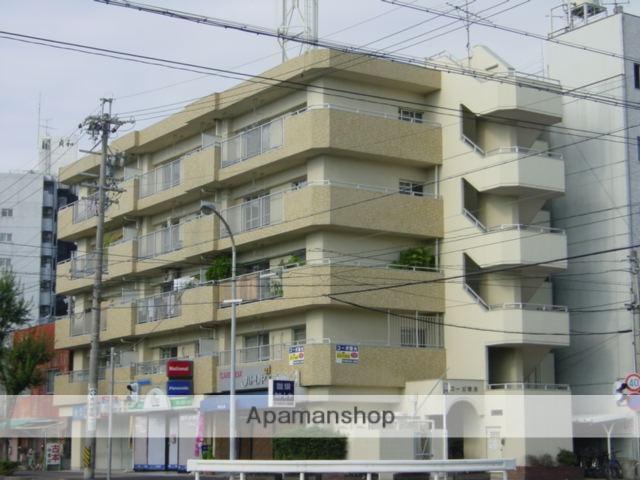 愛知県名古屋市東区、千種駅徒歩8分の築33年 5階建の賃貸マンション