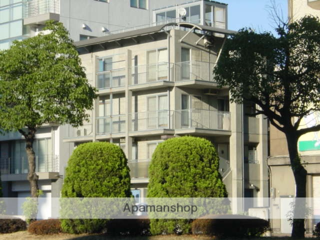 愛知県名古屋市東区、新栄町駅徒歩8分の築32年 4階建の賃貸マンション
