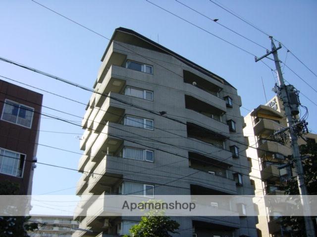 愛知県名古屋市東区、栄町駅徒歩10分の築27年 9階建の賃貸マンション
